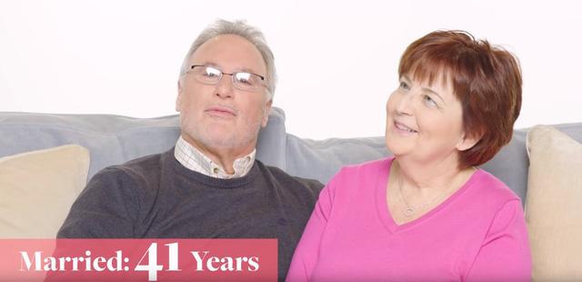 Bí mật để hôn nhân hạnh phúc là gì? Cặp vợ chồng kết hôn 65 năm trả lời chỉ 2 từ khiến ai cũng gật đầu công nhận - Ảnh 12.