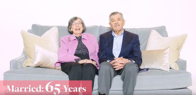 Bí mật để hôn nhân hạnh phúc là gì? Cặp vợ chồng kết hôn 65 năm trả lời chỉ 2 từ khiến ai cũng gật đầu công nhận - Ảnh 16.