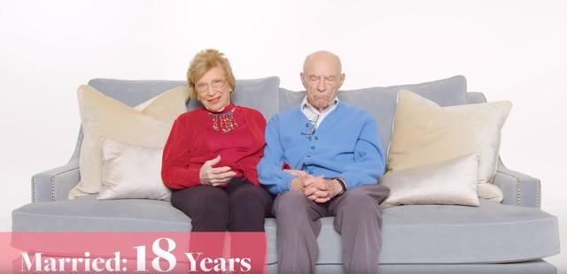 Bí mật để hôn nhân hạnh phúc là gì? Cặp vợ chồng kết hôn 65 năm trả lời chỉ 2 từ khiến ai cũng gật đầu công nhận - Ảnh 8.