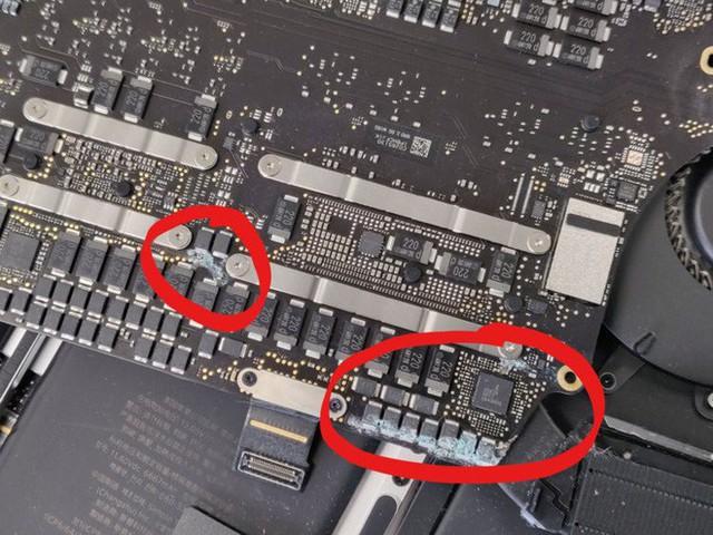 Đi sửa MacBook Pro cho vợ Apple đòi 1.500 USD, đem ra tiệm ngoài sửa mất có 500 USD và đây là lý do - Ảnh 1.