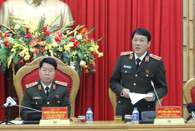 Bộ Công an bác bỏ thông tin khởi tố ông Nguyễn Bắc Son - Ảnh 1.