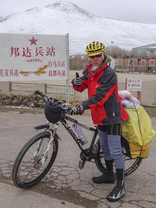 Bí quyết sống đơn giản của cụ ông chinh phục Everest ở tuổi 70, có thể đạp xe 1700km hay chạy marathon 4 tiếng liên tục - Ảnh 6.