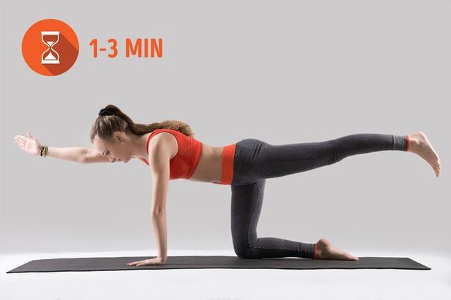 Bài tập đơn giản biến đổi toàn bộ cơ thể bạn trong vòng 1 tháng - tập ngay thôi thì sẽ kịp đón Tết - Ảnh 5.