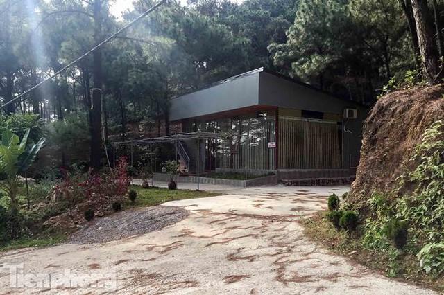 Bên trong khu sinh thái xẻ thịt đất rừng Sóc Sơn sau lệnh cưỡng chế - Ảnh 5.