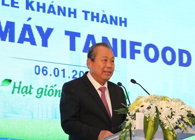 Tây Ninh có nhà máy chế biến rau củ quả năng lực sản xuất lớn nhất Việt Nam, đạt chuẩn Mỹ, tổng vốn đầu tư gần 1.800 tỷ đồng - Ảnh 1.