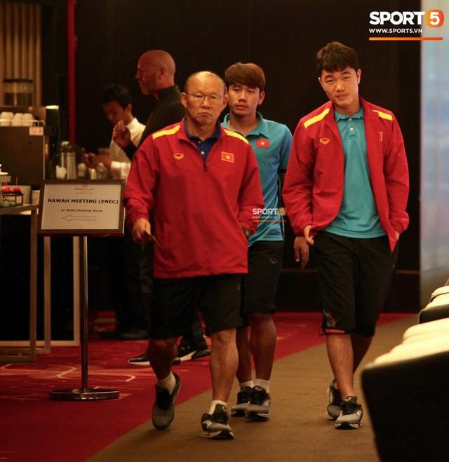 Tuyển Việt Nam nghiên cứu kỹ đối thủ trước giờ G, sẵn sàng xung trận tại Asian Cup 2019 - Ảnh 1.