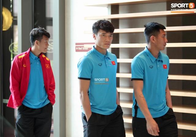 Tuyển Việt Nam nghiên cứu kỹ đối thủ trước giờ G, sẵn sàng xung trận tại Asian Cup 2019 - Ảnh 3.