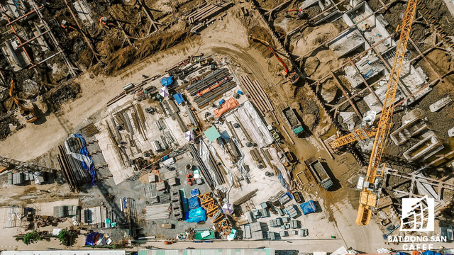 Cận cảnh dự án khu đất vàng ở Quận 4 của Sabeco HP có nguy cơ bị thu hồi - Ảnh 10.