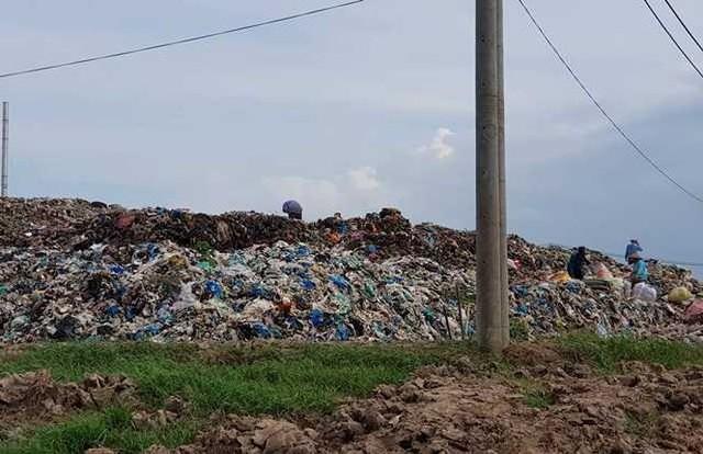 Nhà máy xử lý rác bán lỗ gần 100 tỷ đồng sau 3 lần đấu giá - Ảnh 1.