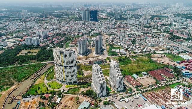 """Cận cảnh khu đất công liên quan HMC phân phối cho Đất Xanh Group phát triển dự án căn hộ chung cư """"chưa đúng quy định - Ảnh 4."""