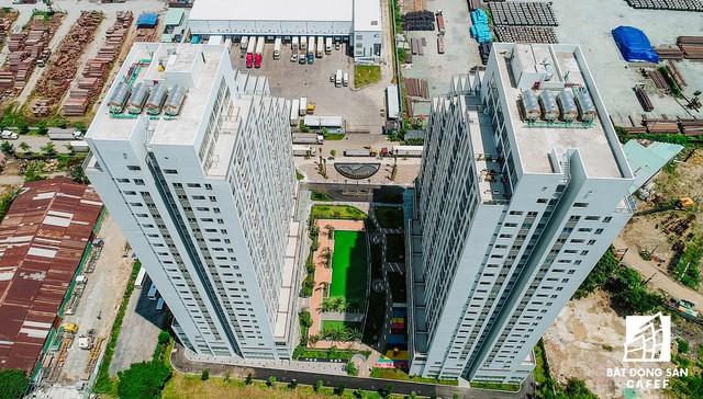 """Cận cảnh khu đất công liên quan HMC phân phối cho Đất Xanh Group phát triển dự án căn hộ chung cư """"chưa đúng quy định - Ảnh 3."""