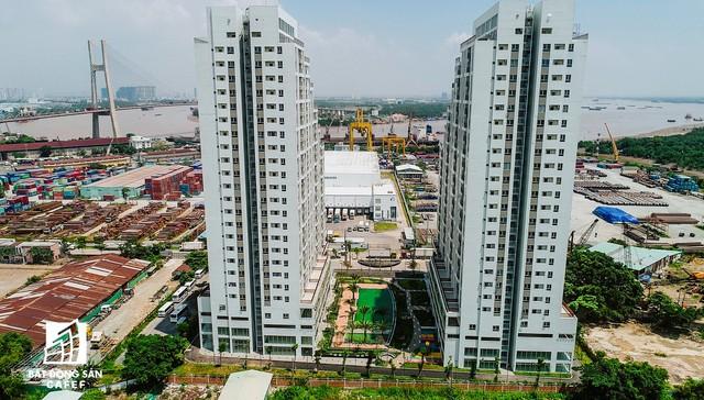 """Cận cảnh khu đất công liên quan HMC phân phối cho Đất Xanh Group phát triển dự án căn hộ chung cư """"chưa đúng quy định - Ảnh 2."""