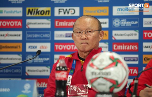 HLV Park Hang-seo đầy âu lo, không dám nói trước về khả năng tiến xa của Việt Nam tại Asian Cup 2019 - Ảnh 1.