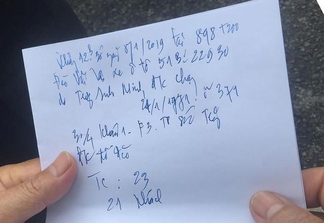 Xe khách rơi trên đèo Hải Vân, 21 sinh viên bị nạn - Ảnh 4.