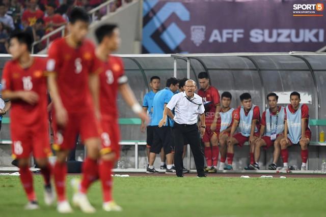 HLV Park Hang-seo lý giải vì sao báo Hàn Quốc gọi tuyển Việt Nam là những chú sói - Ảnh 1.