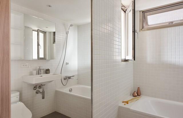 Căn hộ 22 m2 đầy đủ tiện ích với thiết kế siêu thông minh - Ảnh 11.