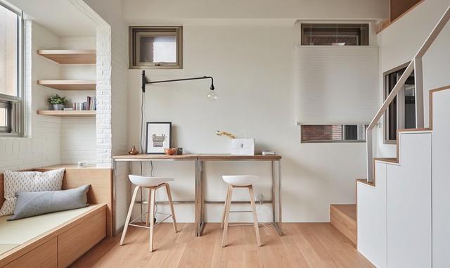 Căn hộ 22 m2 đầy đủ tiện ích với thiết kế siêu thông minh - Ảnh 4.