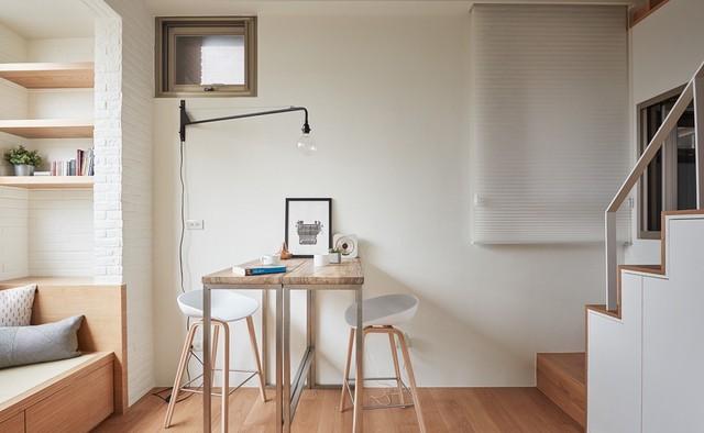 Căn hộ 22 m2 đầy đủ tiện ích với thiết kế siêu thông minh - Ảnh 5.