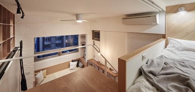 Căn hộ 22 m2 đầy đủ tiện ích với thiết kế siêu thông minh - Ảnh 7.