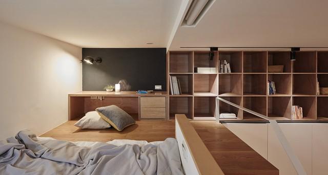 Căn hộ 22 m2 đầy đủ tiện ích với thiết kế siêu thông minh - Ảnh 8.