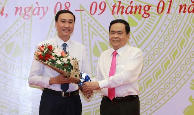 Chân dung tân Phó Chủ tịch 7X của Ủy ban Trung ương MTTQ Việt Nam - Ảnh 1.