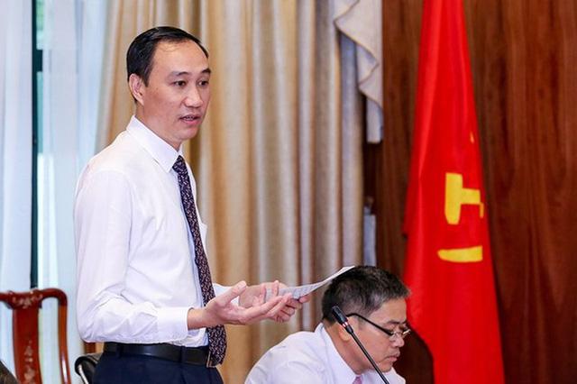 Chân dung tân Phó Chủ tịch 7X của Ủy ban Trung ương MTTQ Việt Nam - Ảnh 3.