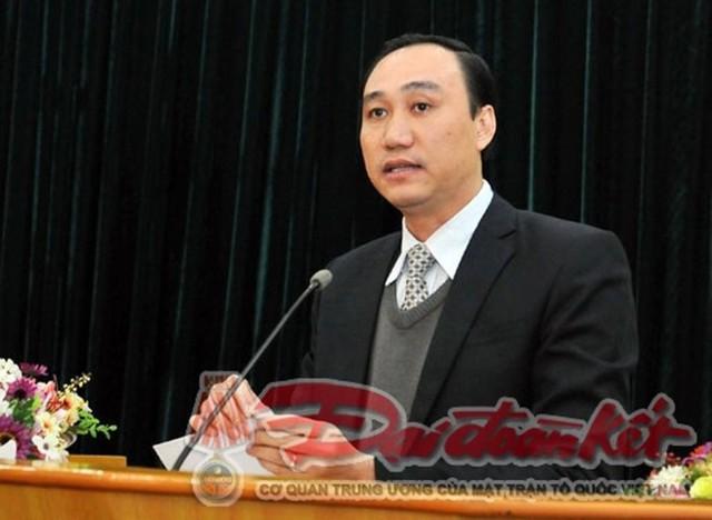 Chân dung tân Phó Chủ tịch 7X của Ủy ban Trung ương MTTQ Việt Nam - Ảnh 5.