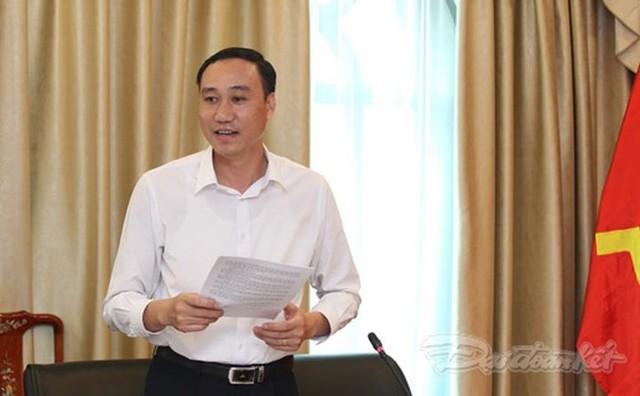 Chân dung tân Phó Chủ tịch 7X của Ủy ban Trung ương MTTQ Việt Nam - Ảnh 7.