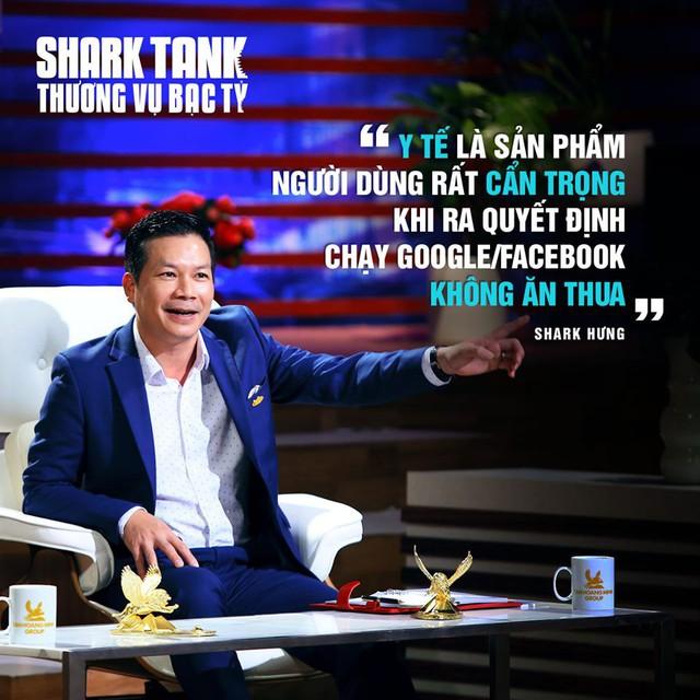 Đánh giá sản phẩm còn thiếu sót, 3 shark vẫn quyết định rót 700.000 USD cho nền tảng y tế eDoctor kèm điều kiện phải thay ngay CEO - Ảnh 1.