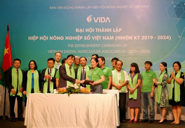 BIDV và VIDA hợp tác thúc đẩy phát triển nông nghiệp số - Ảnh 1.