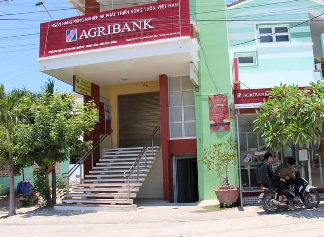 Khánh Hòa: Bắt nguyên Giám đốc Phòng giao dịch Agribank liên quan tham ô 55 tỷ đồng - Ảnh 2.