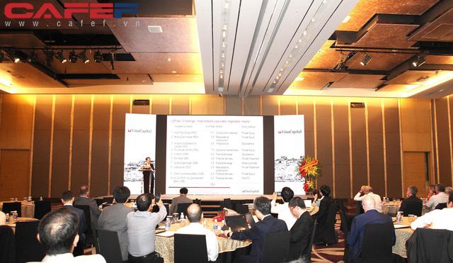 VinaCapital sẽ thành lập quỹ ETF VN100 vào cuối năm nay, ông Don Lam hy vọng nhà đầu tư nước ngoài sẽ rót thêm vốn vào TTCK Việt Nam - Ảnh 1.