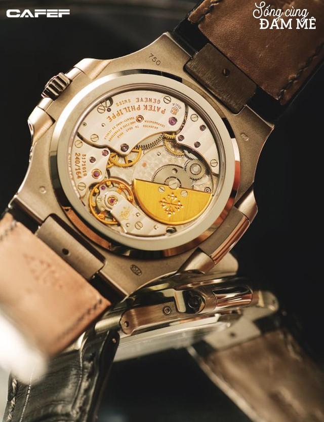 """Hậu duệ đời thứ 4 của dòng họ chế tác đồng hồ độc lập cuối cùng trên thế giới: """"Với Patek Philippe, vấn đề không phải là doanh thu và lợi nhuận - Ảnh 5."""