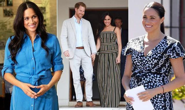 Nguồn tin thân cận hoàng gia tiết lộ: Meghan Markle đang mang thai đứa con thứ hai khiến Hoàng tử Harry bật khóc và chuẩn bị rời khỏi nước Anh - Ảnh 1.