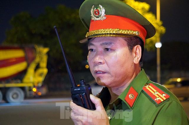 Cảnh sát trắng đêm chống đua sau trận Việt Nam thắng Malaysia - Ảnh 3.