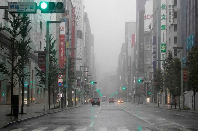 Hình ảnh bão Hagibis tàn phá Nhật trước khi quay ra biển TBD - Ảnh 11.
