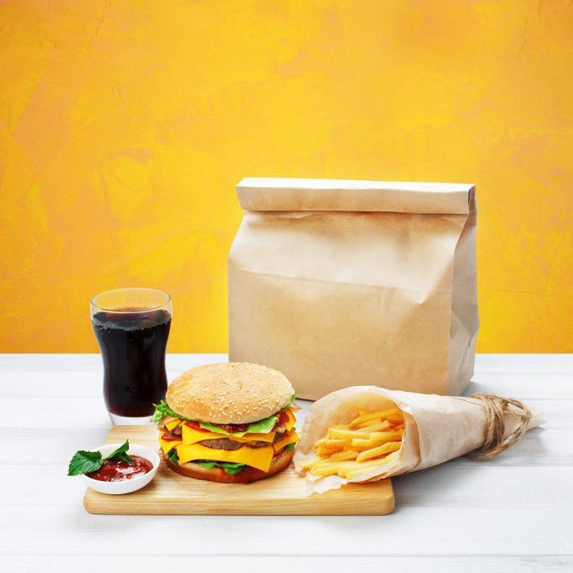 Cảnh báo: Giấy gói đồ ăn nhanh có thể làm cơ thể bạn nhiễm độc tố và dẫn tới hậu quả tồi tệ không lường thế này - Ảnh 3.