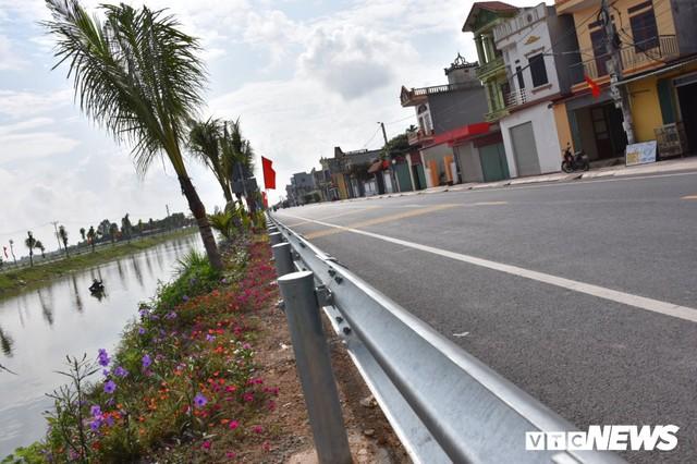 Cận cảnh tuyến đường gần 1.300 tỷ đồng vừa khánh thành ở Hải Phòng - Ảnh 8.