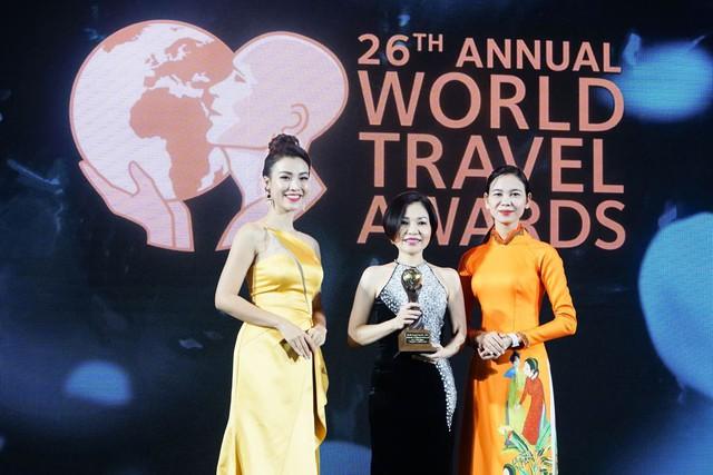 Tập đoàn FLC nhận cú đúp giải thưởng Du lịch thế giới - Ảnh 1.