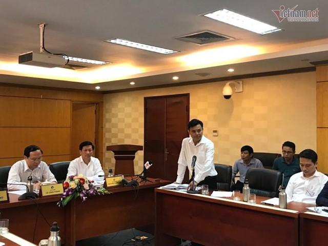 Viwasupco thừa nhận có váng dầu tại đầu nhà máy nước sông Đà - Ảnh 3.