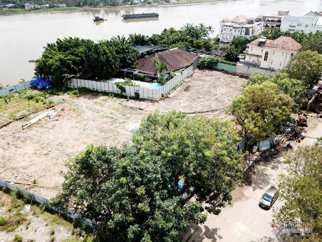 Bất chấp kẹt xe, ngập nước, khu nhà giàu Thảo Điền vẫn ken đặc dự án BĐS - Ảnh 13.