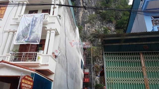 Hà Giang: Thang máy 102 tầng giữa phố cổ Đồng Văn - Ảnh 6.