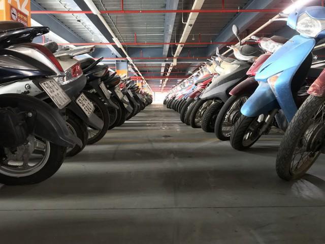 Hàng trăm xe máy nằm vạ nhiều năm ở sân bay Tân Sơn Nhất - Ảnh 7.