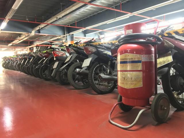 Hàng trăm xe máy nằm vạ nhiều năm ở sân bay Tân Sơn Nhất - Ảnh 8.