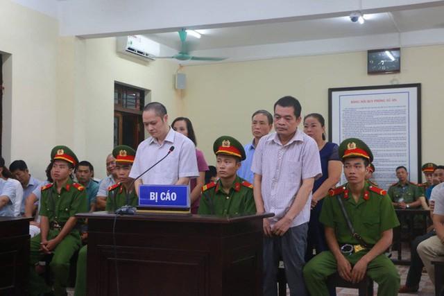 Sáng nay 14-10, triệu tập gần 200 người tới toà xử vụ gian lận điểm thi ở Hà Giang  - Ảnh 11.