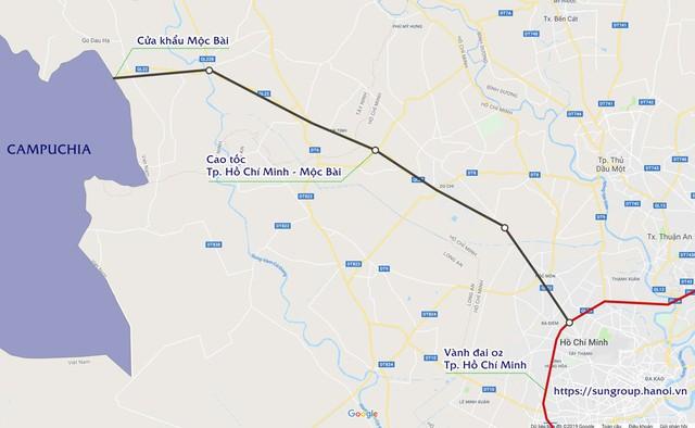 10.700 tỉ đồng làm cao tốc nối TP.HCM với Tây Ninh - Ảnh 1.