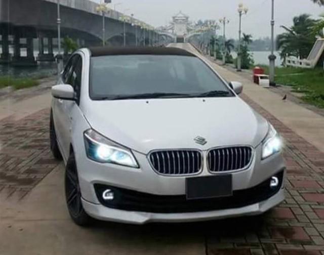 Biến ô tô giá rẻ thành xe sang BMW, sở thích của dân chơi Ấn - Ảnh 1.