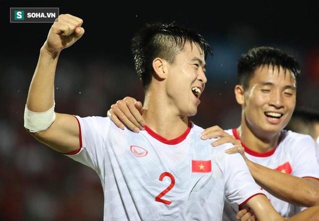 Đánh canh bạc liều lĩnh, thầy trò HLV Park Hang-seo thắng tâm phục khẩu phục Indonesia - Ảnh 2.