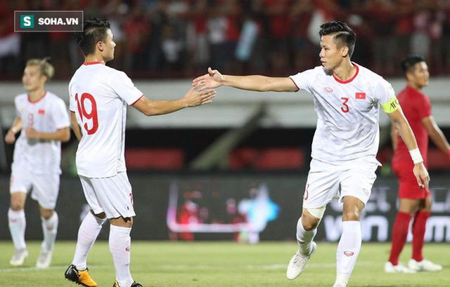 Đánh canh bạc liều lĩnh, thầy trò HLV Park Hang-seo thắng tâm phục khẩu phục Indonesia - Ảnh 3.