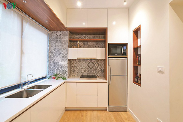 Cải tạo căn hộ cũ thành không gian sống đẹp - Ảnh 9.